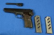 Pistole samonabíjecí CZ 52